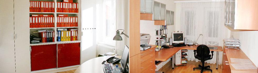 design und holz - Arbeitszimmer